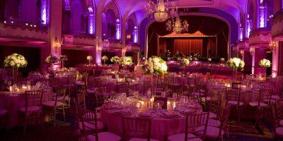 Celebration and Private Event DJ Uplighting