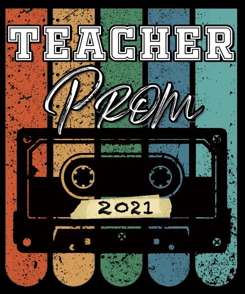 Teacher Prom Retro T2
